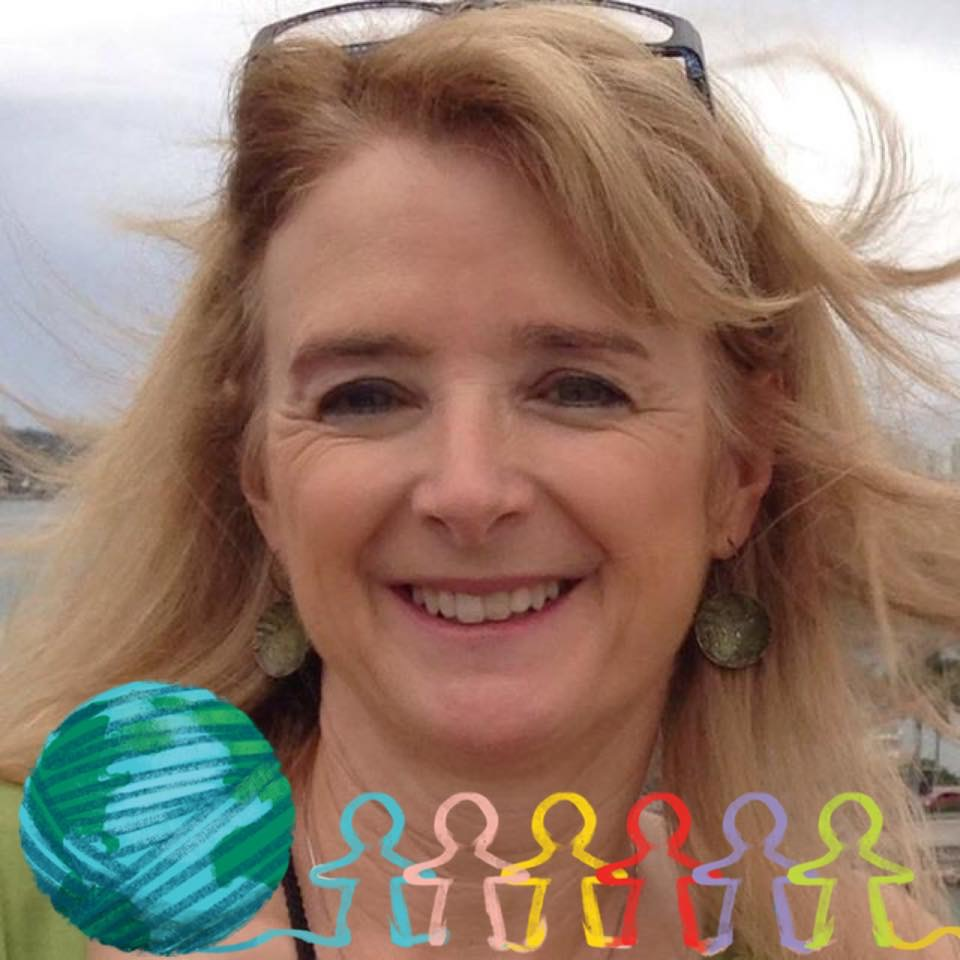 Miriam Harper Ansley, owner / Health and Wellness coach at Eat Love Mend.
